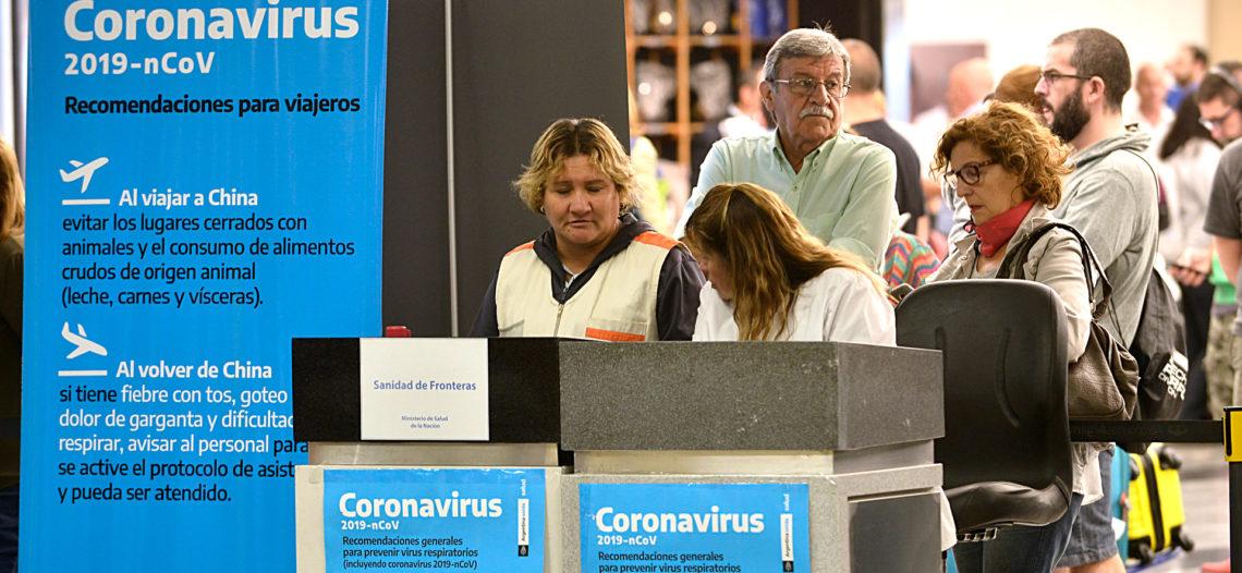 Argentina rechaza médicos cubanos para lucha contra coronavirus