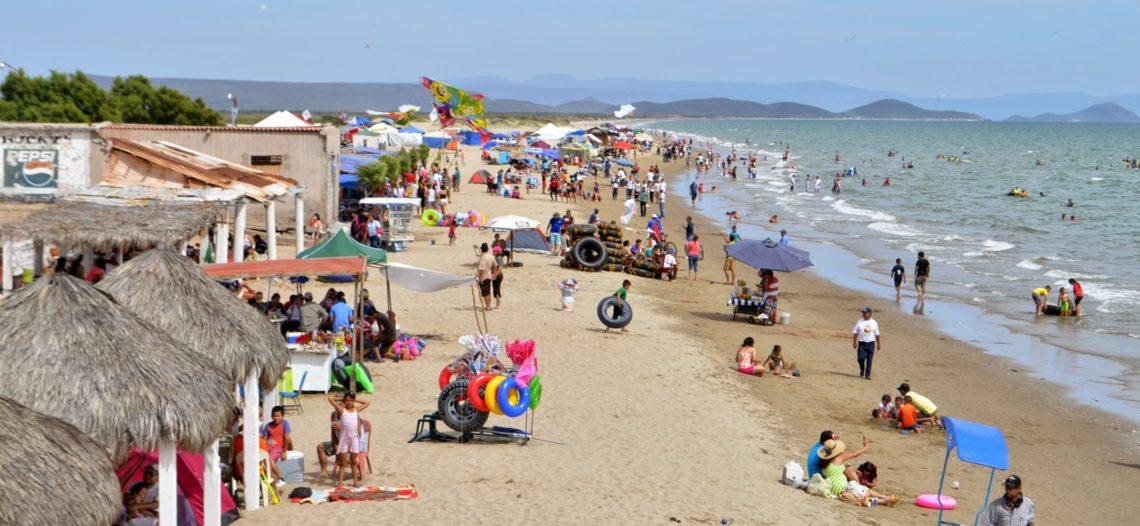 Hace llamado Mesa de Seguridad a no acudir a playas, balnearios, arroyos y ríos de Sonora