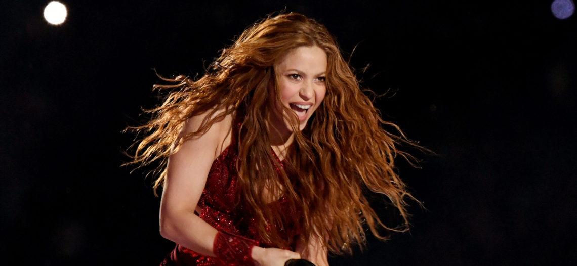 Shakira presume talento fotográfico de su hijo