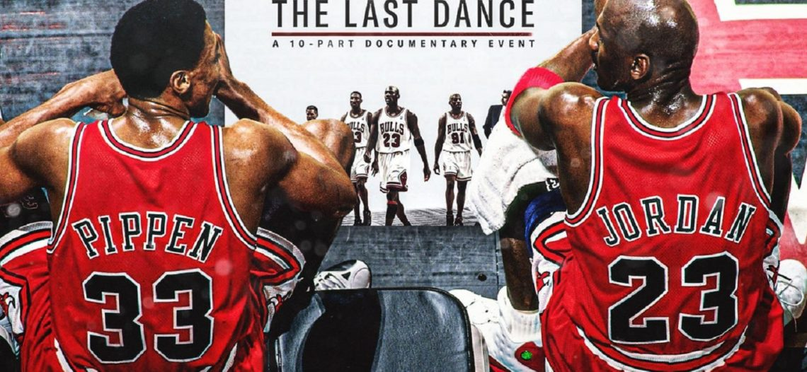 Michael Jordan donará ganancias de 'The last dance'