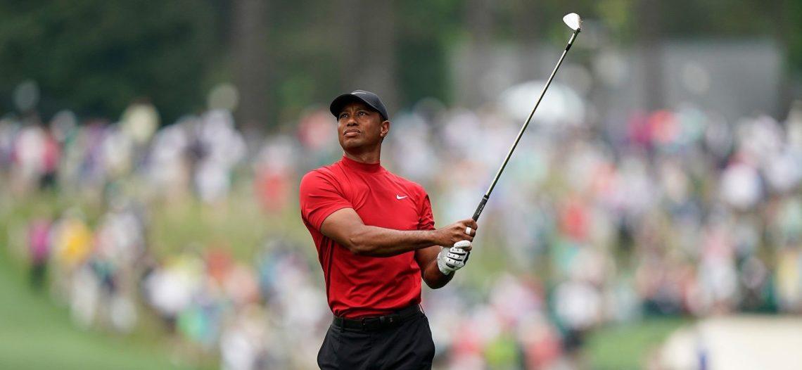 Aficionado demanda a Tiger Woods por negligencia