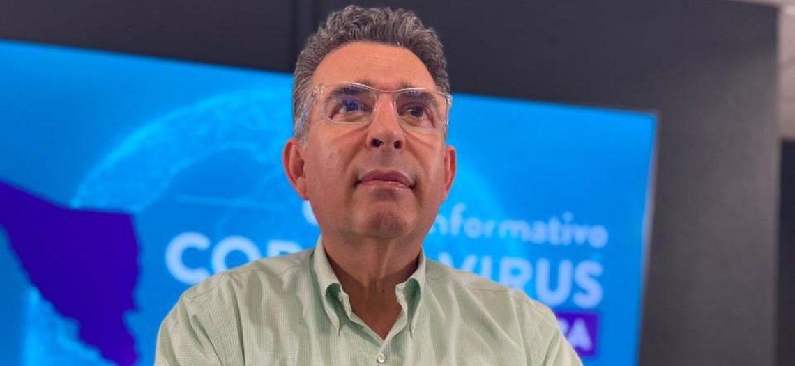 Confirma Secretaría de Salud 17 casos positivos nuevos de Covid-19