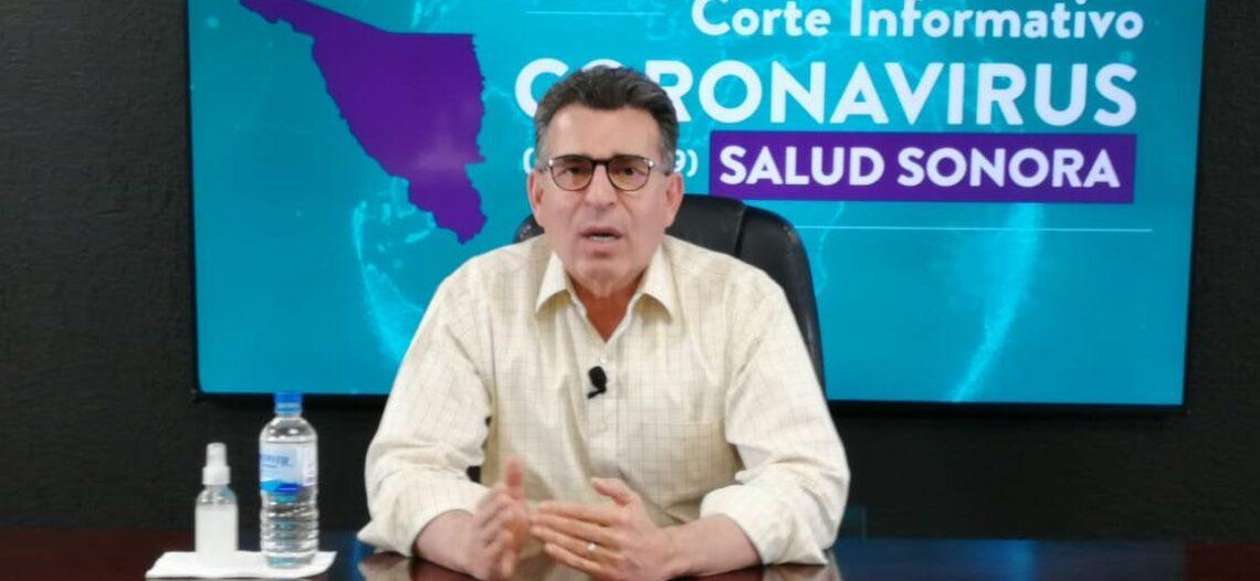 Registra Sonora el mayor número de fallecidos y nuevos casos en un solo día