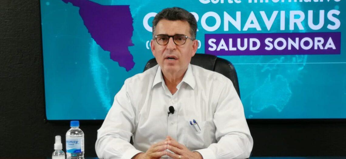 13 fallecimientos y 156 nuevos contagios por Covid-19 en Sonora