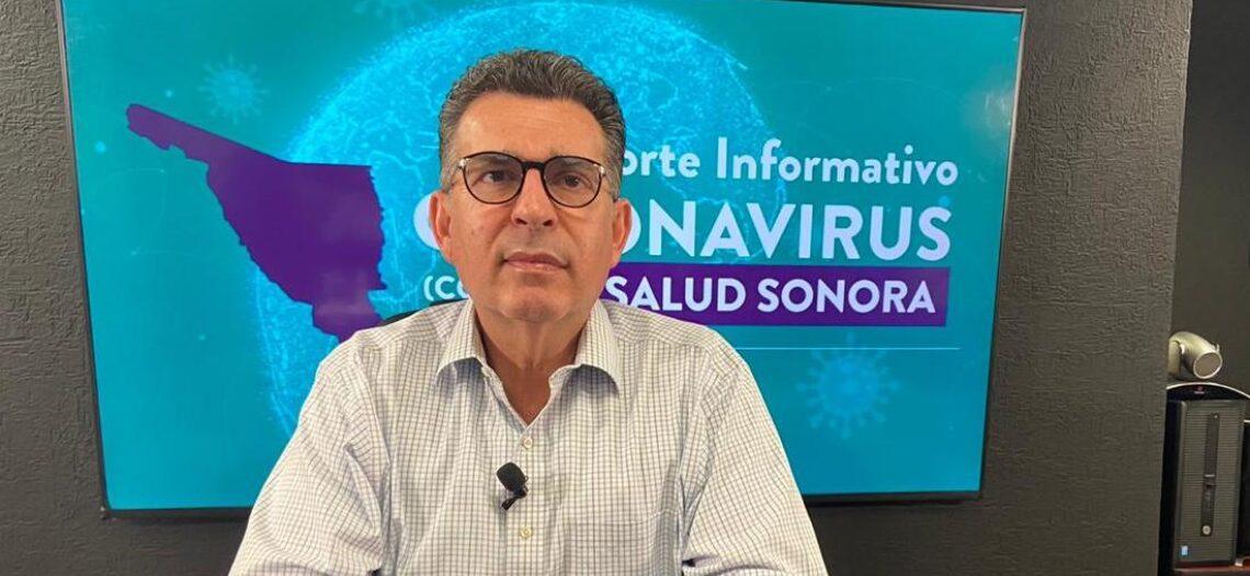 Confirma Salud Sonora 4 fallecimientos y 46 nuevos casos de Covid-19