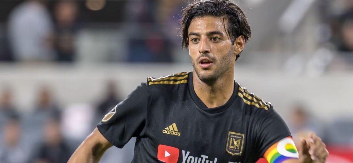 Vela quiere ganar títulos para hacer historia en la MLS