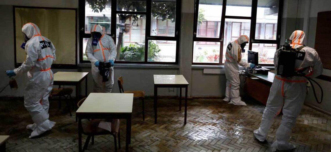 Regreso a clases será con filtros; la SEP limpiará a fondo las escuelas