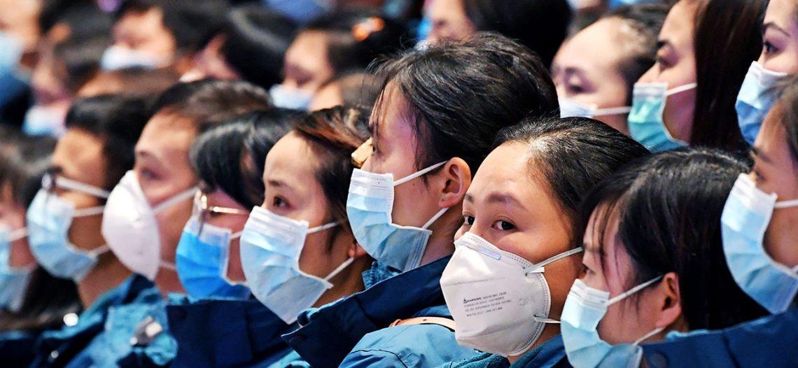China registra solo un contagio y cero muertos en tres semanas