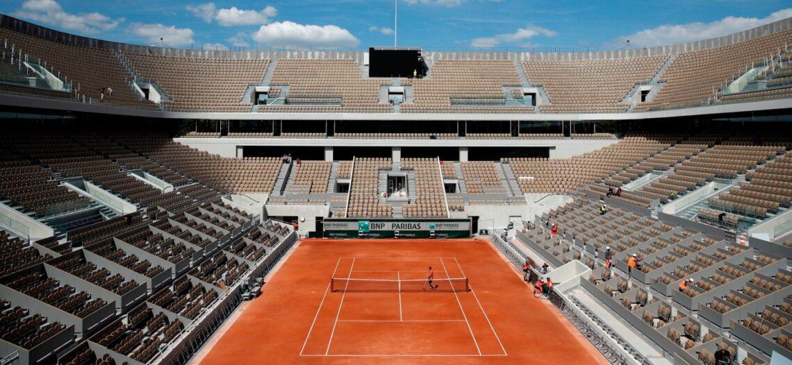 Roland Garros podría jugarse a puerta cerrada