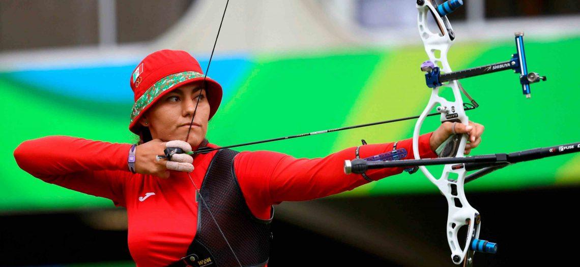 México conserva plaza olímpica de tiro con arco