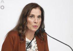 Preocupa a Gutiérrez Müller salud de mexicanos por Covid-19
