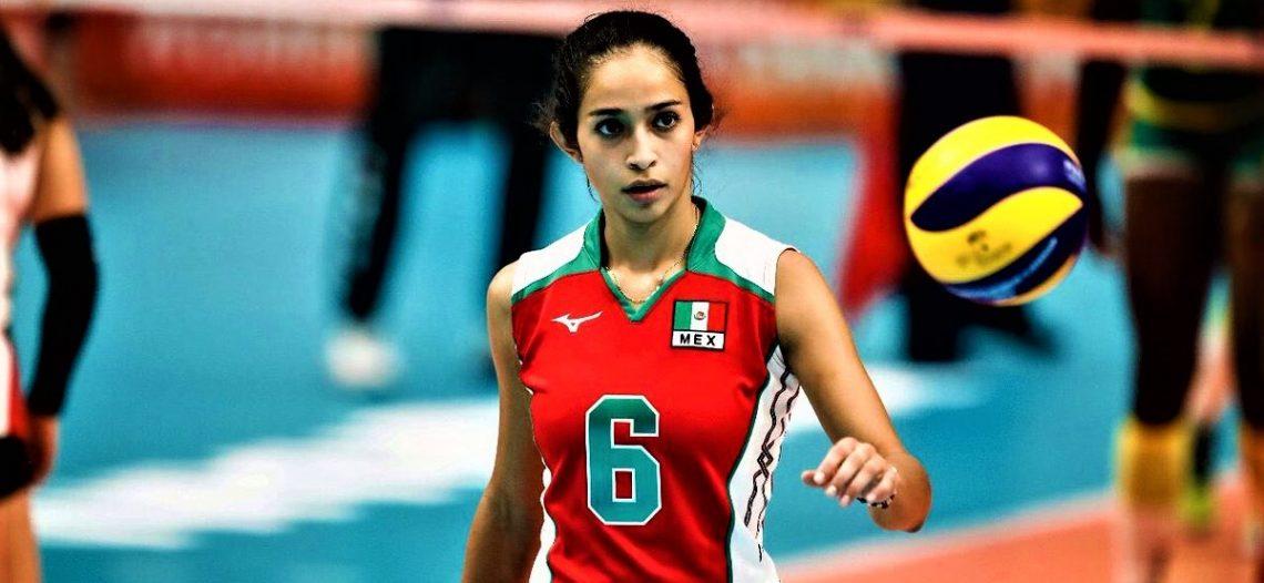 Samantha Bricio jugará en Rusia