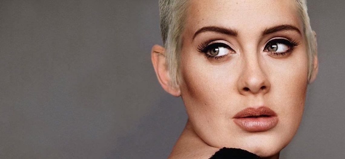 Fotografía de Adele rapada provoca revuelo en redes