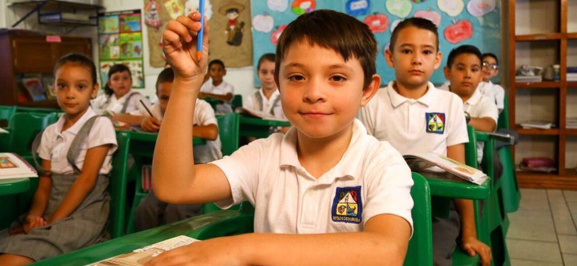 Estudiantes de nivel básico concluirán ciclo escolar en sus casas