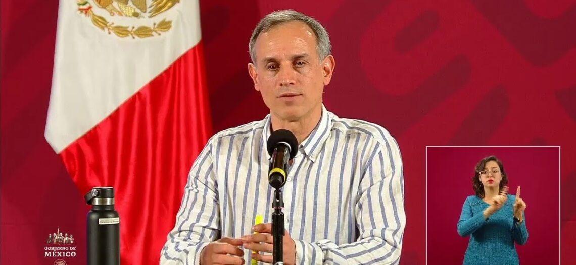 Hay posibilidad de un rebrote de Covid-19 en octubre: López-Gatell