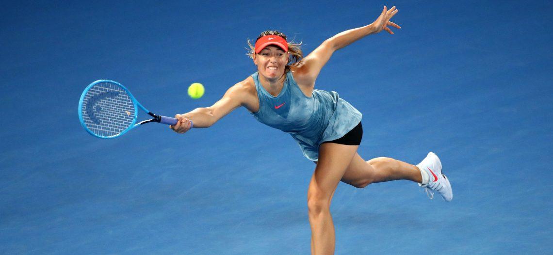 Sharapova confiesa los motivos de su retiro