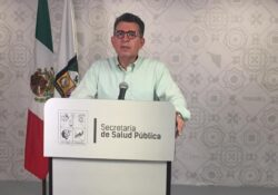 """Presenta secretario de Salud modelo dinámico de prevención """"Anticipa"""""""
