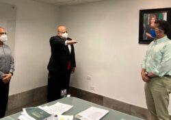 Rinde protesta como Subsecretario Médico de la Secretaría de Salud