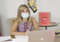Presenta Gobernadora proyecto solidario Sonríe Sonora