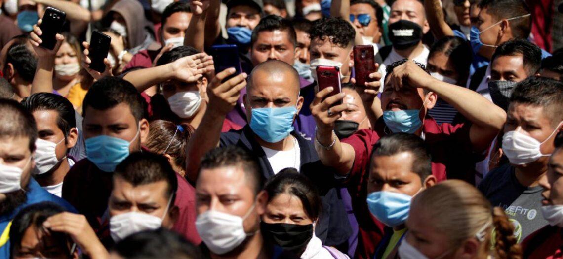 Exhorta Salud Sonora a hacer un uso correcto del cubreboca