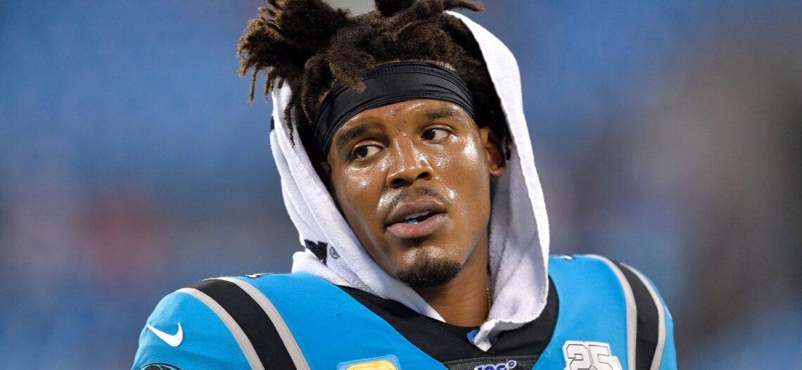 Cam Newton será nuevo quarterback de los Patriotas