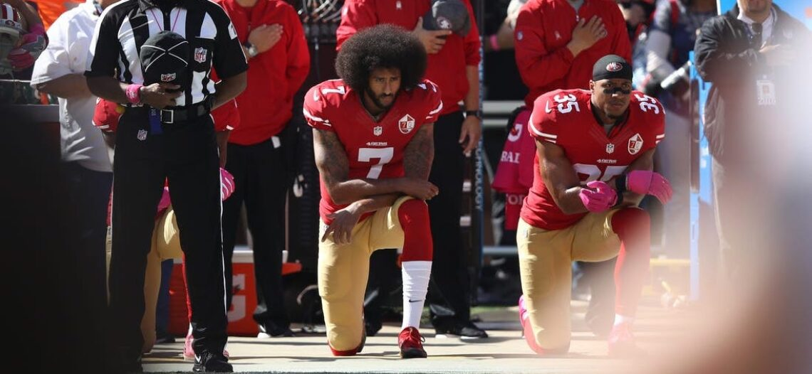 Trump ve bien que Kaepernick regrese a la NFL
