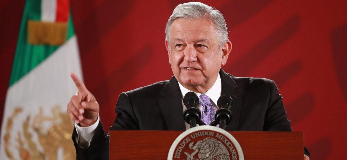 México saldrá pronto de la crisis económica: López Obrador