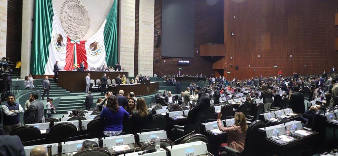 Habrá 2 extras en San Lázaro; se discutirán las leyes sobre el T-MEC
