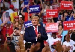Trump se ríe de encuestas y augura su reelección