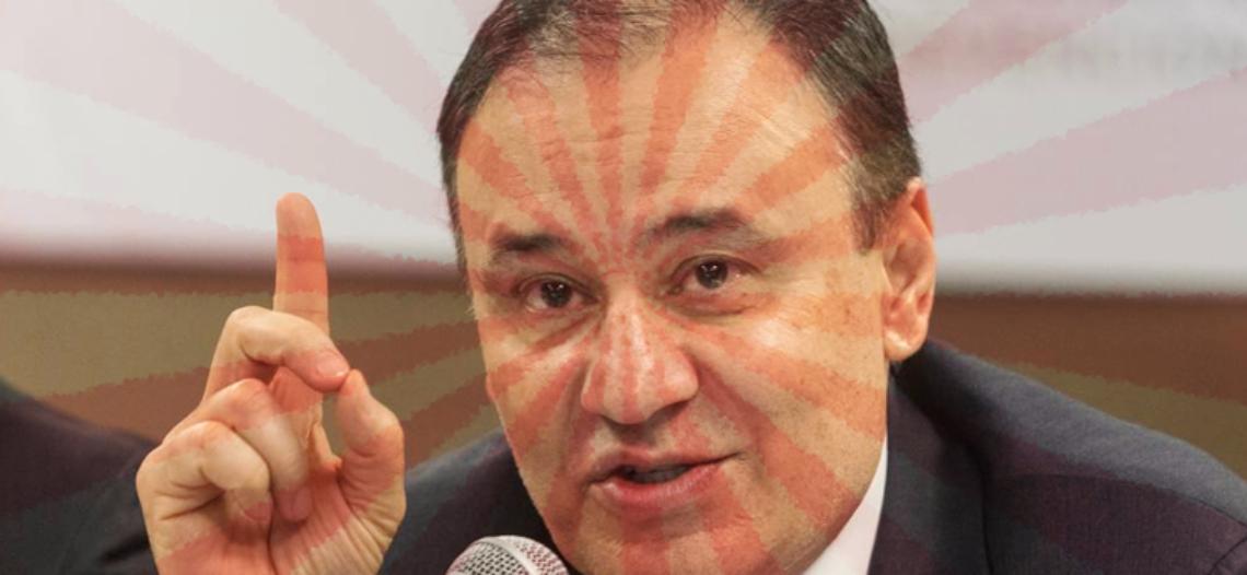 Realiza Alfonso Durazo amarres rumbo a su campaña