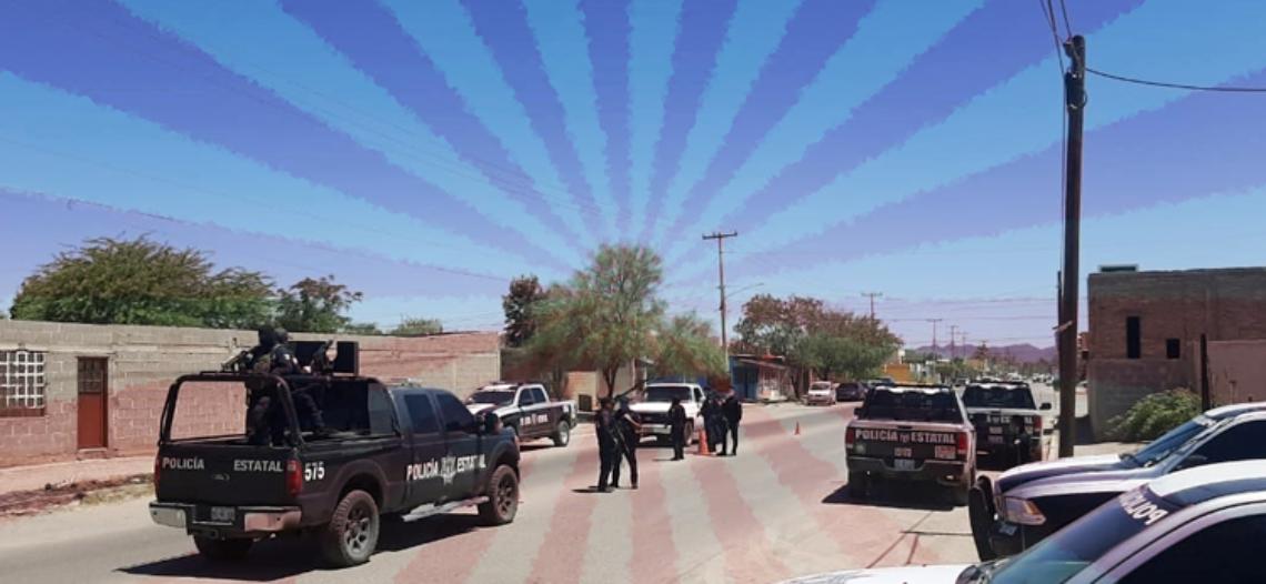Violencia sin freno ahora en el desierto de Sonora