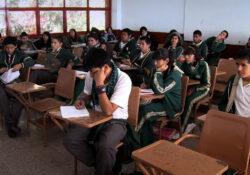 Escuelas, sin capacidad para retorno seguro