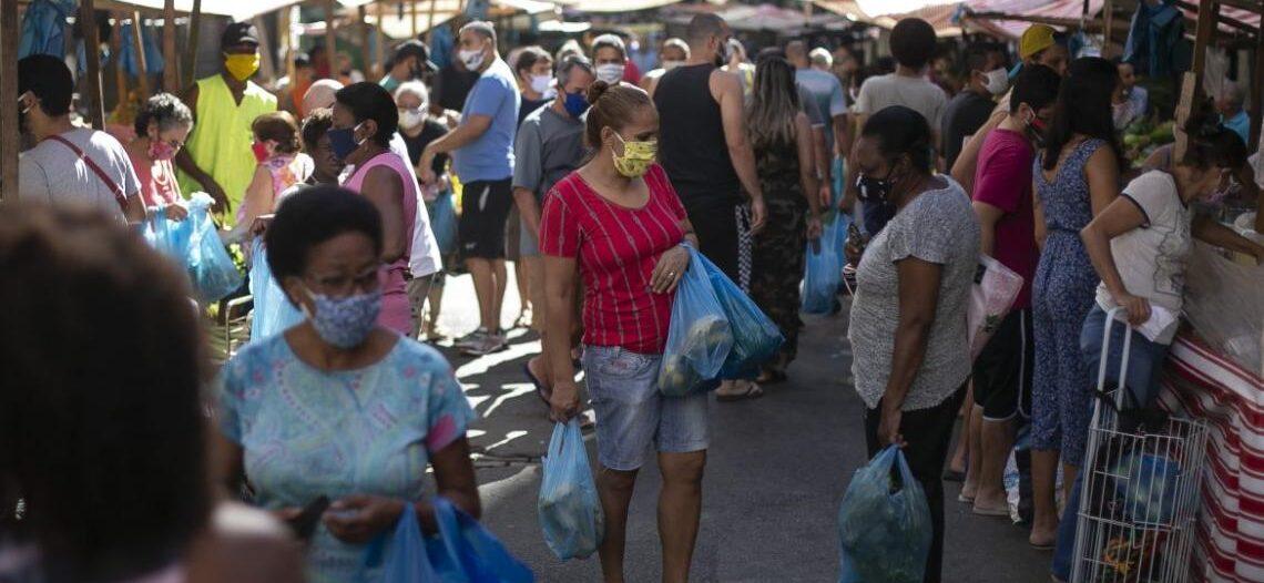 Latinoamérica y el Caribe superan 100 mil muertes por coronavirus