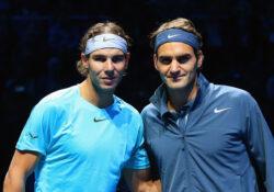 Nadal y Federer se unen al Blackout Tuesday