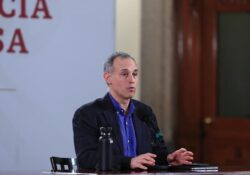 'Prolongación de la epidemia es un éxito': López Gatell