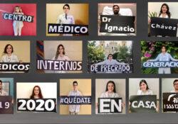 Realiza Isssteson graduación virtual de Médicos Internos de Pregrado