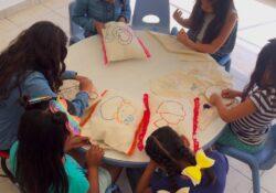 Niñas y niños de Unacari disfrutan de divertidas actividades de verano