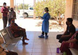 Atiende Salud Sonora a población Comcáac en Centro de Salud de Punta Chueca