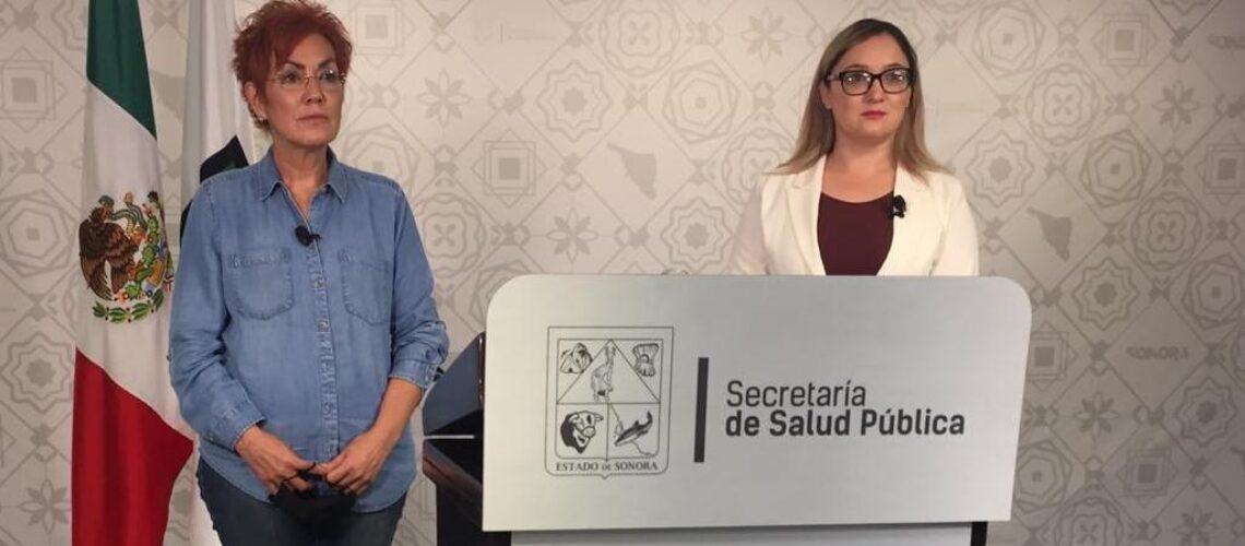 Registra Sonora 31 fallecimientos y 433 nuevos casos de Covid-19