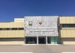 Es Hospital General del Estado hospital COVID