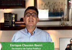 Llama Clausen Iberri a ayudar a personal de salud evitando contagios