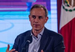 Epidemia por Covid-19 sigue al alza, pero letalidad se reduce: López-Gatell