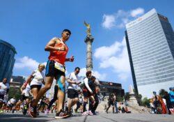 Se cancela el Maratón de la CDMX 2020