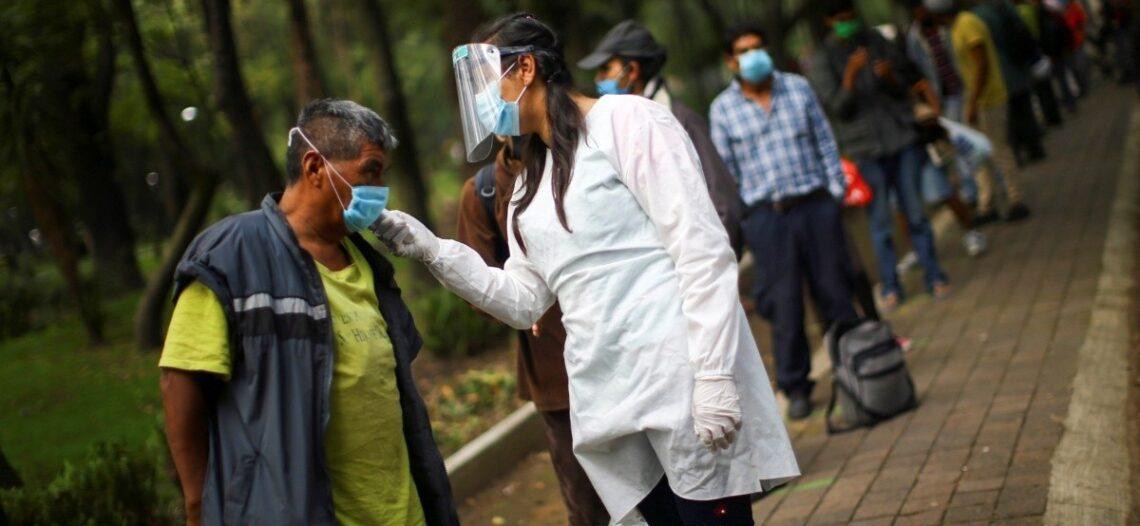México, lugar 3 en decesos; suman ya 424,637 casos acumulados