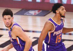 Suns siguen invictos en la 'burbuja' de la NBA