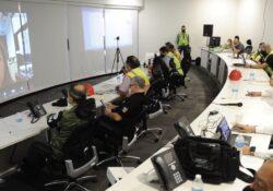 Realiza CEPC Simulacro Virtual de Gabinete