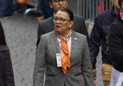 Rosa Icela Rodríguez da positivo a covid-19