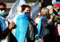Argentina registra récord diario de muertes por Covid-19