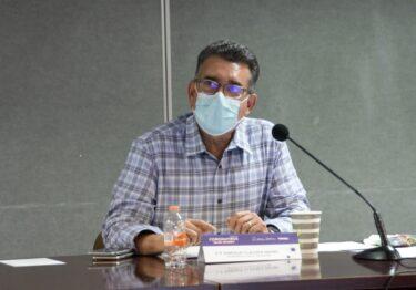 Hay que mantener cuidados ante repunte en casos de Covid-19: Enrique Clausen