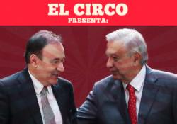 AMLO reconoce trabajo de Alfonso Durazo